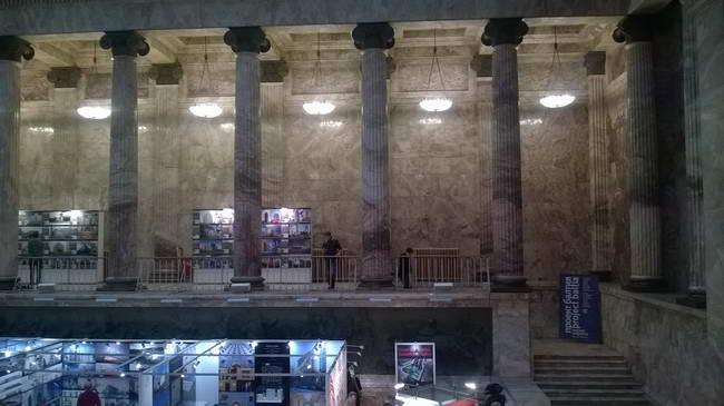 Архитектура Петербурга 2015, музей этнографии