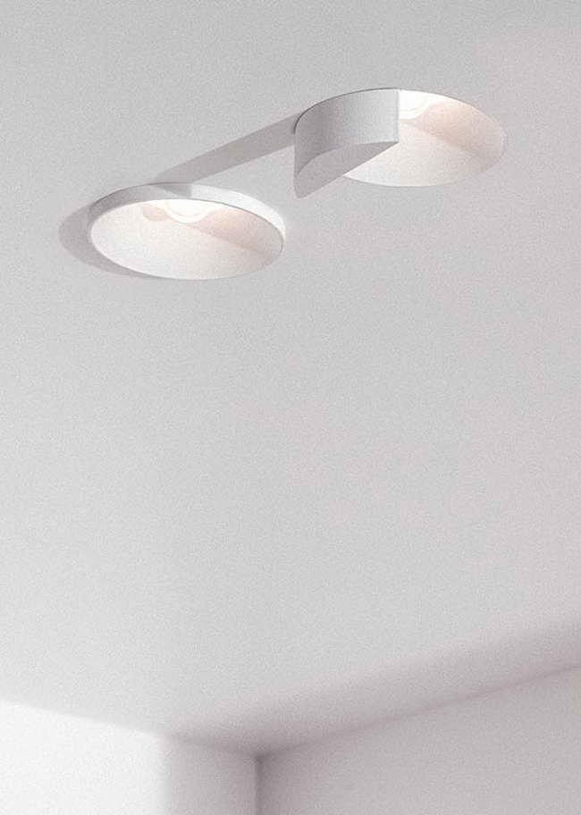встроенный в потолок светильник Artuur