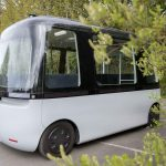 В Хельсинки появился беспилотный автобус