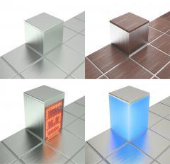 элементы изменяемого пространства