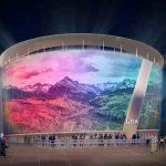 Fentress Architects показали павильон США для Expo 2020