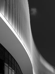 вертикальные элементы южного фасада