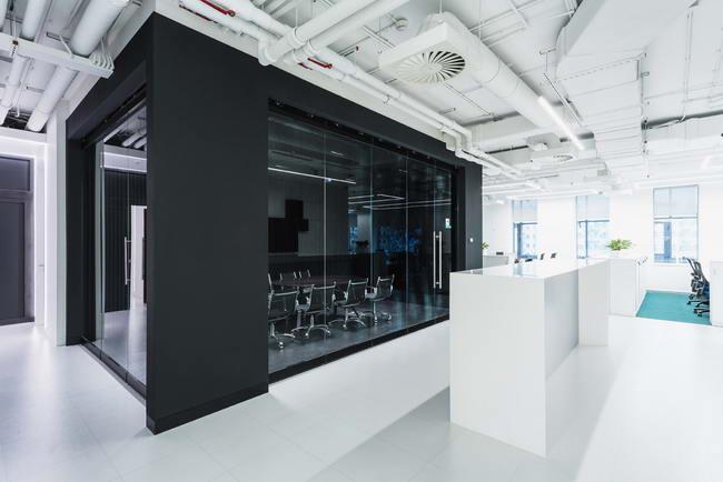 офис RD CONSTRUCTION, Архитектурное бюро IND Architects