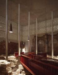 эскиз музейного зала