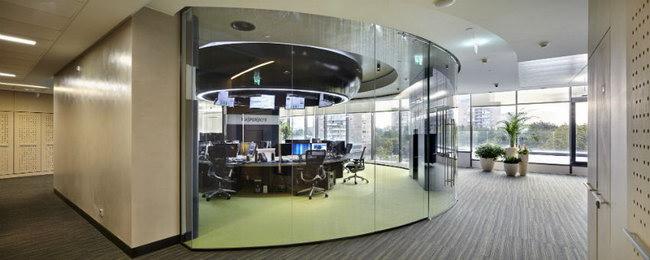 Номинация «Комфорт и эргономика», проект нового офиса Kaspersky Lab, архитектурное бюро ABD Architects