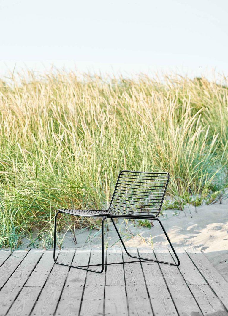 кресло в ландшафте