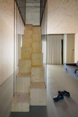 лестница в интерьере прото-дома