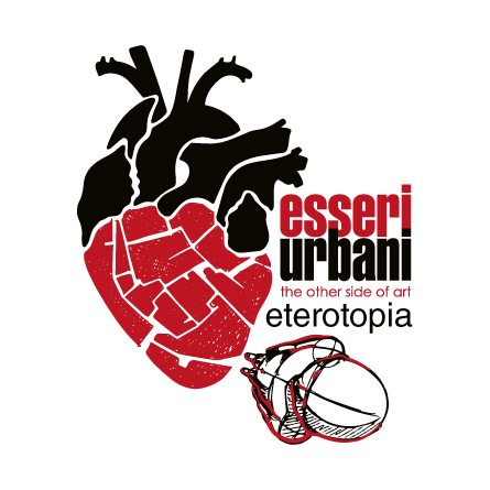 логотип фестиваля Esseri Urbani
