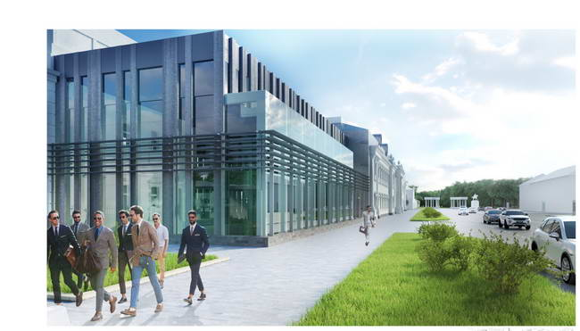 Новый музей в Рязани, перспектива
