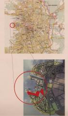 территория проектирования в Санкт-Петербурге и границах намыва