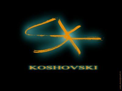 графический дизайн - логотип Кошовски