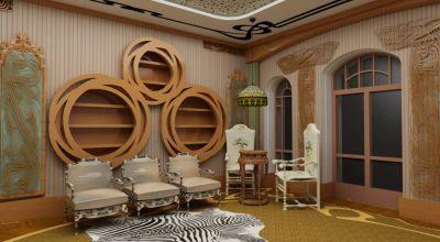 Дизайн Домашнего Кинотеатра «Модерн»