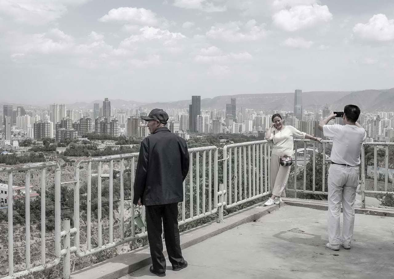 Выставка Урбанизация Китая