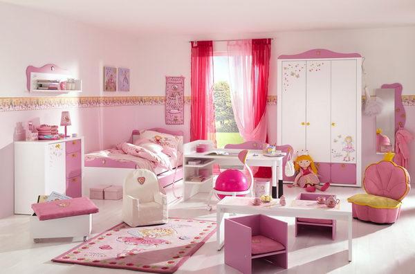 В итоге получается, что вновь вошедший составляет свое мнение... Описание: детская мебель для девочки
