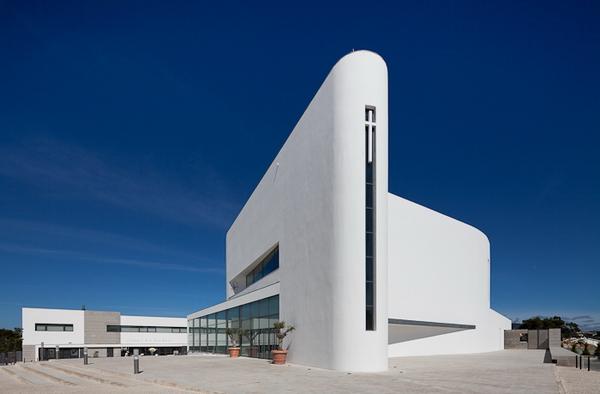 интересная современная архитектура