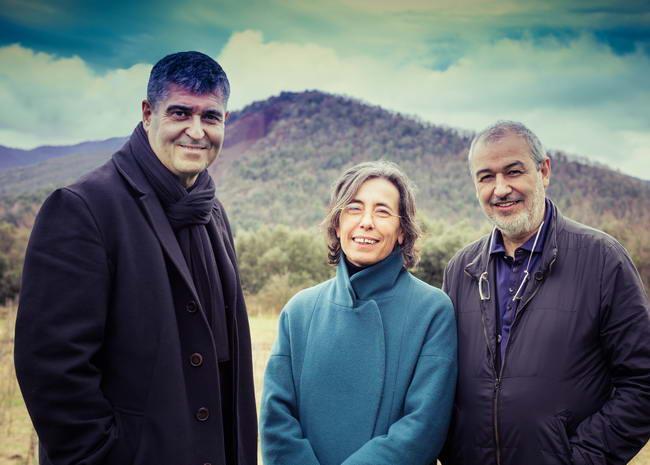 Притцкер 2017 Рафаэль Аранда (Rafael Aranda), Карме Пигем (Carme Pigem)  и Рамон Вилалта (Ramon Vilalta)