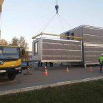 Модульная гостиница строится в ОЭЗ «Ступино Квадрат»