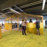 Редизайн интерьера: колл центр для людей