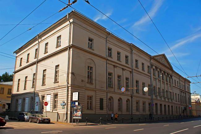 Музей архитектуры имени Щусева