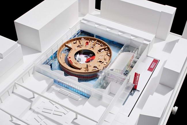 макет детского музея в Берлине