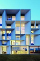 фасад офиса строительной компании Bentini