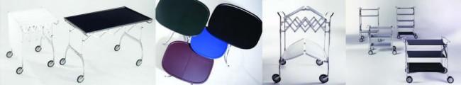 столы, multiplo, дизайн Антонио Читтерио