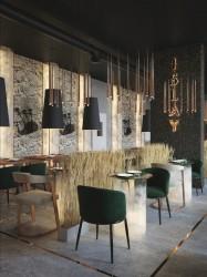Интерьеры, мебель и свет наградили Archpoint Concept Awards