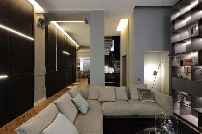 первый этаж Salvioni бутик в Милане
