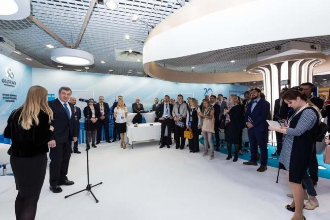 Mipim 2018: вице-губернатор Санкт-Петербурга Игорь Албин