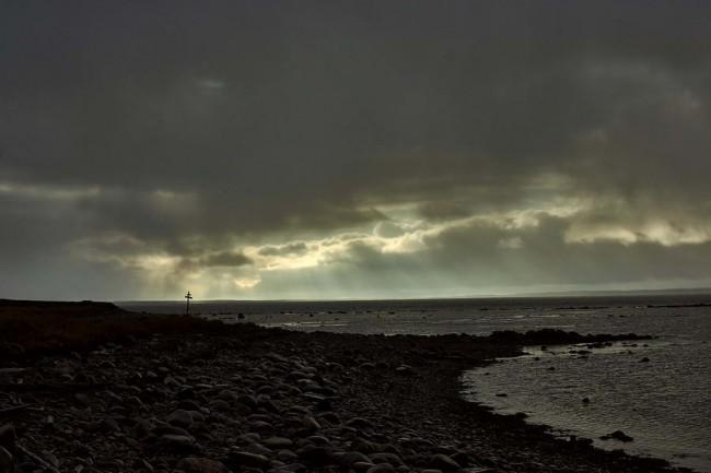 Белое море, фото Гройсмана
