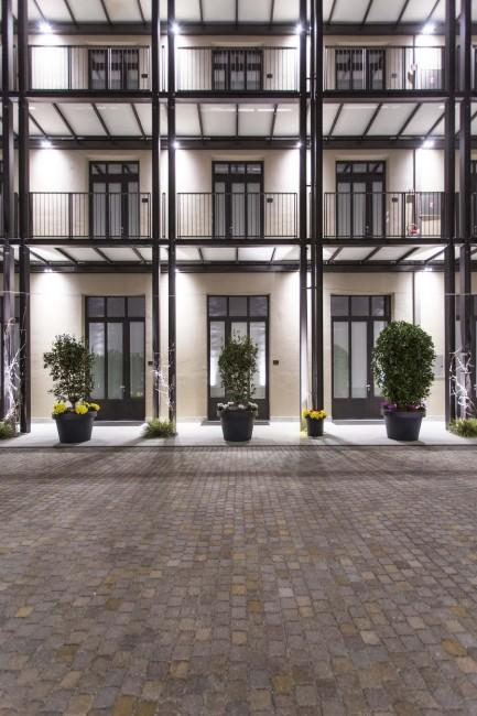 фасад дизайн-отеля