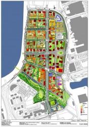 В Бордо строится первый эко квартал Ginko