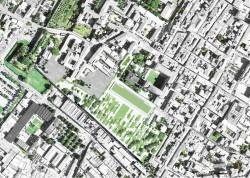 генеральный план парка в Прато