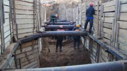 Фото3: перенос хозяйственной канализации