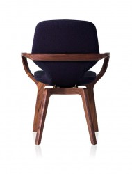 кресло MIA, вид сзади