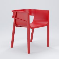 кресло Raw, дизайн Michael Sholk