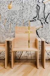 церковное кресло