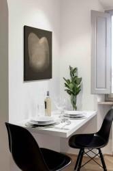 консольный столик на кухне