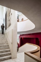 Лестница - пересечение пространств