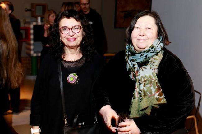 Лина Перлова и Татьяна Парфёнова
