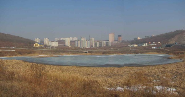 озеро Торфянка