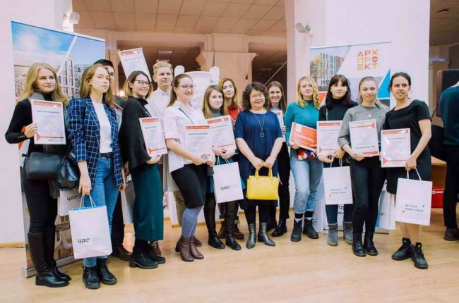 победители конкурса Архпроект 2018
