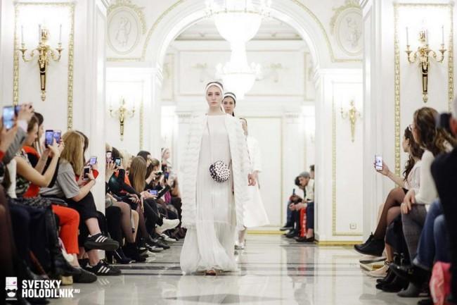 Neva Fashion Week показ в Москве