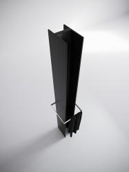 вертикальный радиатор