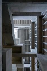 структура из бетона