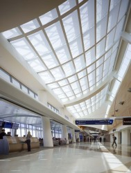 интерьер аэропорта в Сан Хосе