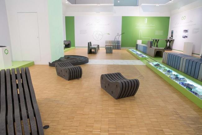Выставка Новая нормальность, музей Триеннале, Милан