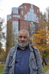 архитектор В. Г. Урицкий