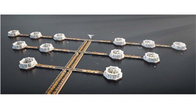 водный модуль, проект AIM, архитектор Сергей Падалко
