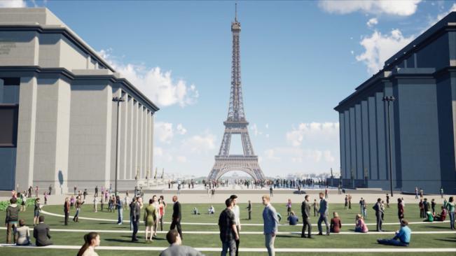 Вокруг башни: мэрия Парижа объявила победителей